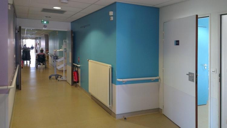 secteur soins de suite / r+2